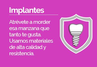 Implantes dentales   Dentista en Villa Coapa