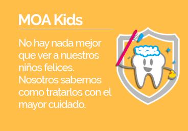 MOA Kids   Clínica dental en Villa Coapa