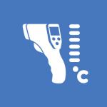 Usar termómetro